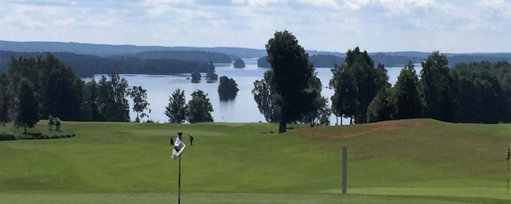 Golfpaket Hotel Vidöstern Värnamo