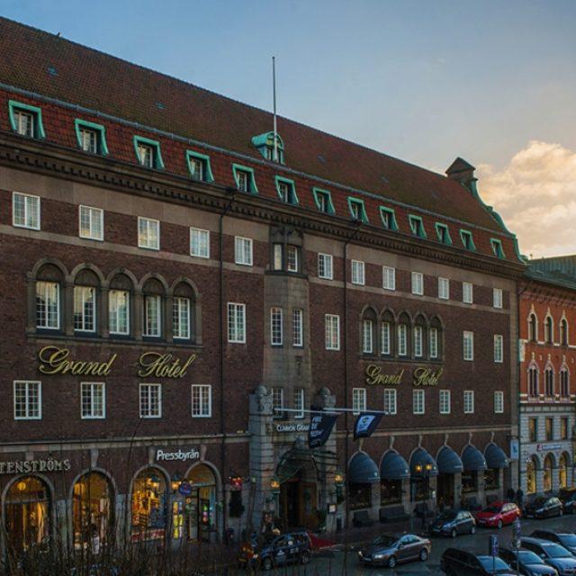 Golfpaket Clarion Grand Hotel Helsingborg