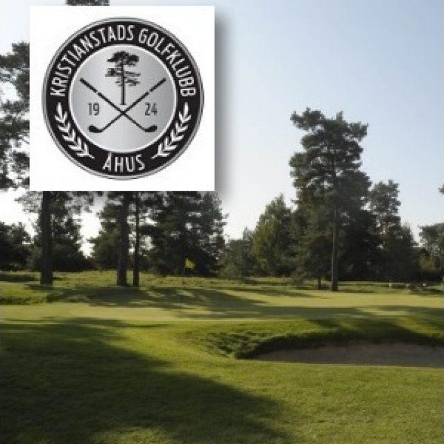 Kristianstads Golfklubb i Åhus