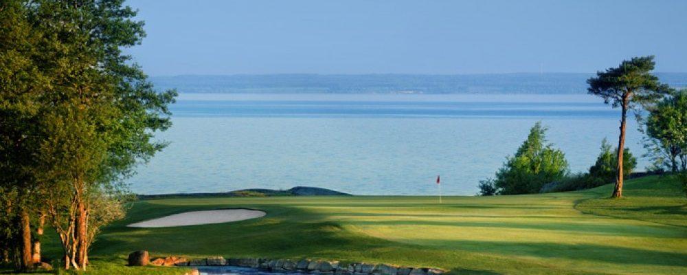 Golfpaket på Ombergs Golfresort